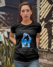 basketball T-shirt - Mom son - basketball player Ladies T-Shirt apparel-ladies-t-shirt-lifestyle-03