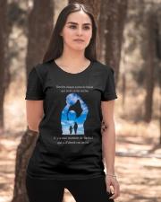 basketball T-shirt - Mom son - basketball player Ladies T-Shirt apparel-ladies-t-shirt-lifestyle-05