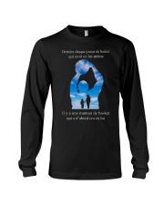 basketball T-shirt - Mom son - basketball player Long Sleeve Tee thumbnail
