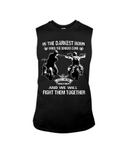 True victory is victory over oneself Sleeveless Tee thumbnail