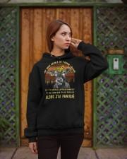 cow mug - I'm sorry I licked you french vs Hooded Sweatshirt apparel-hooded-sweatshirt-lifestyle-02