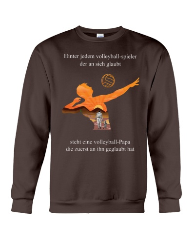 volleyball t-shirt-to dad-volleyball player