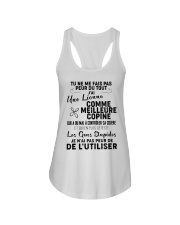 friendship T-shirt - You can't scare me Ladies Flowy Tank thumbnail
