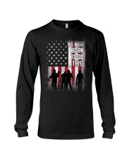 We were born to do this Long Sleeve Tee thumbnail