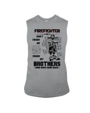 Firefighter Brother Sleeveless Tee thumbnail