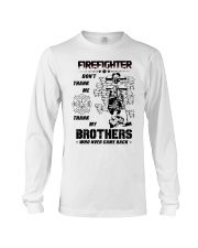 Firefighter Brother Long Sleeve Tee thumbnail