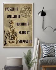 Firefighter Poster ver2 11x17 Poster lifestyle-poster-1