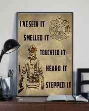 Firefighter Poster ver2 11x17 Poster lifestyle-poster-2