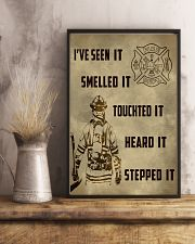 Firefighter Poster ver2 11x17 Poster lifestyle-poster-3