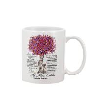 family T-shirt - to granddaughter - never lose Mug thumbnail