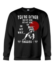 let it be one of your favours Crewneck Sweatshirt thumbnail