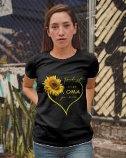 sunflower T-shirt - being a Nana german vs Ladies T-Shirt apparel-ladies-t-shirt-lifestyle-03