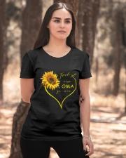 sunflower T-shirt - being a Nana german vs Ladies T-Shirt apparel-ladies-t-shirt-lifestyle-05