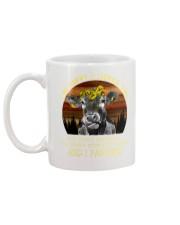 cow mug - I'm sorry I licked you Mug back