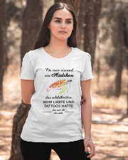 turtle T-shirt - once upon a time Ladies T-Shirt apparel-ladies-t-shirt-lifestyle-05