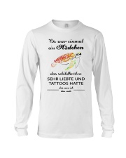 turtle T-shirt - once upon a time Long Sleeve Tee thumbnail