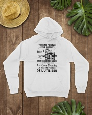 friendship mug - You can't scare me Hooded Sweatshirt lifestyle-unisex-hoodie-front-7