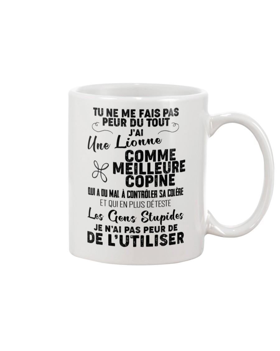 friendship mug - You can't scare me Mug