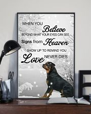 When you believe 11x17 Poster lifestyle-poster-2