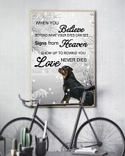 When you believe 11x17 Poster lifestyle-poster-7