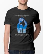 basketball mug - to Mom  - basketball player Classic T-Shirt lifestyle-mens-crewneck-front-13