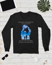 basketball mug - to Mom  - basketball player Long Sleeve Tee lifestyle-unisex-longsleeve-front-6