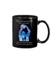 basketball mug - to Mom  - basketball player Mug thumbnail