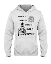 Let it be one of your favours Hooded Sweatshirt thumbnail