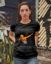 volleyball mug -to dad-volleyball player Ladies T-Shirt apparel-ladies-t-shirt-lifestyle-03