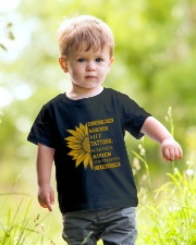 sunflower mug - to girl with tatoos Youth T-Shirt lifestyle-youth-tshirt-front-5