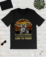cow T-shirt - I'm sorry I licked you french vs Classic T-Shirt lifestyle-mens-crewneck-front-17