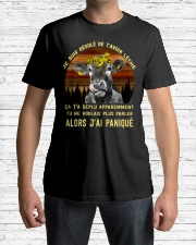 cow T-shirt - I'm sorry I licked you french vs Premium Fit Mens Tee lifestyle-mens-crewneck-front-1