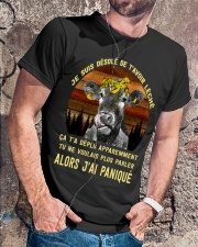cow T-shirt - I'm sorry I licked you french vs Premium Fit Mens Tee lifestyle-mens-crewneck-front-4