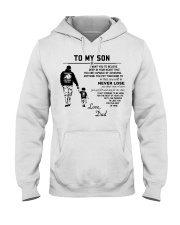 Poster for your daughter Pink version DE2 Hooded Sweatshirt thumbnail
