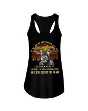 cow T-shirt - I'm sorry I licked you german vs Ladies Flowy Tank thumbnail