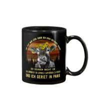 cow T-shirt - I'm sorry I licked you german vs Mug thumbnail