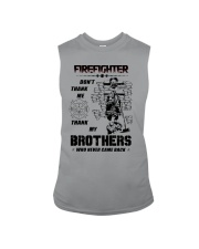 Firefighter Brother Sleeveless Tee thumbnail