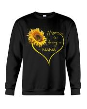 sunflower mug- being a Nana Crewneck Sweatshirt thumbnail