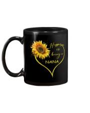 sunflower mug- being a Nana Mug back