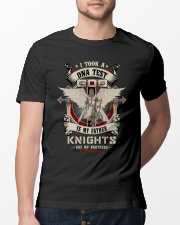 knight T-shirt - knights are my brothers Classic T-Shirt lifestyle-mens-crewneck-front-13