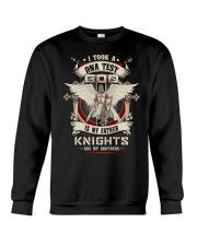 knight T-shirt - knights are my brothers Crewneck Sweatshirt thumbnail