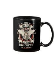 knight T-shirt - knights are my brothers Mug thumbnail