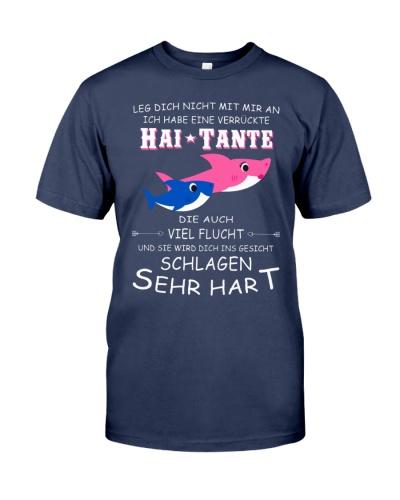 shark mug - Don't mess with me german vs