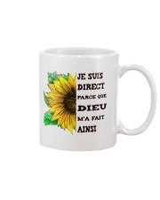 sunflower mug - I'm blunt Mug front