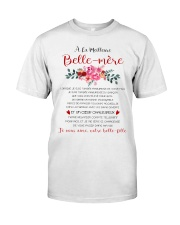 family mug - to mother-in-law Premium Fit Mens Tee thumbnail