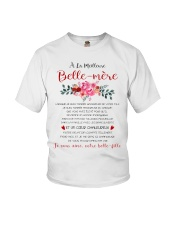 family mug - to mother-in-law Youth T-Shirt front