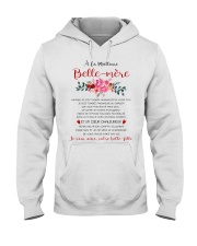 family mug - to mother-in-law Hooded Sweatshirt thumbnail