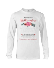 family mug - to mother-in-law Long Sleeve Tee thumbnail