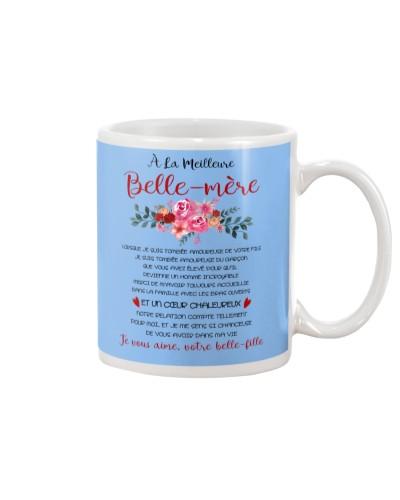 family mug - to mother-in-law
