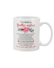 family mug - to mother-in-law Mug front